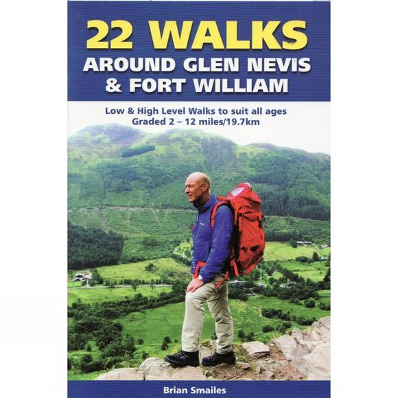 Challenge Production 22 Walks Around Glen Nevis and Fort William No Colour