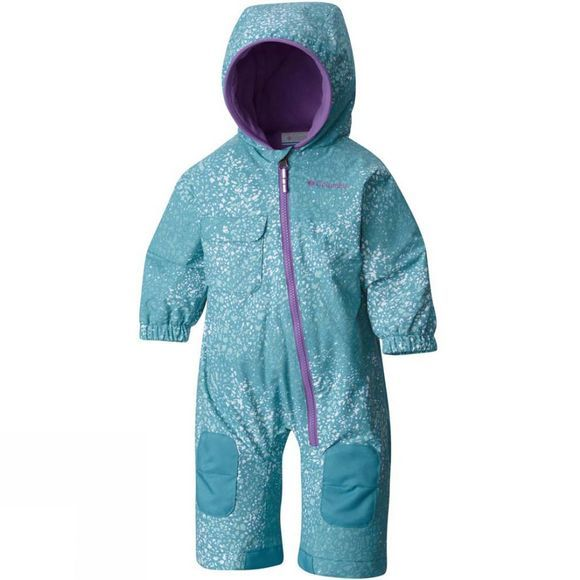 Columbia Kids Hot-Tot Suit Pacific Rim Snow Splatter