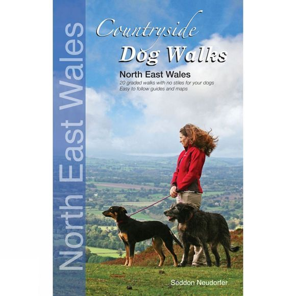 Wet Nose Publishing Ltd Countryside Dog Walks: North East Wales No Colour