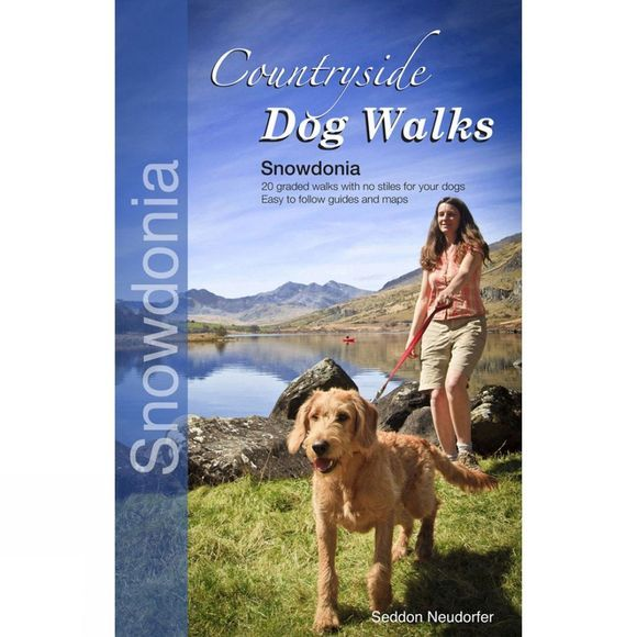 Wet Nose Publishing Ltd Countryside Dog Walks: Snowdonia No Colour