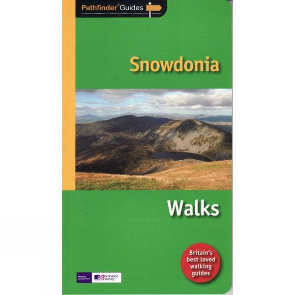 Jarrold Publishing Snowdonia Walks: Pathfinder Guide No Colour