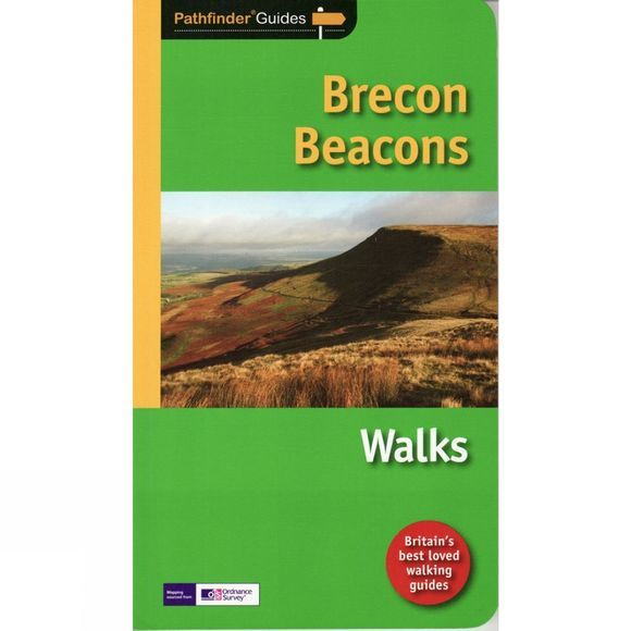 Brecon Beacons Walks: Pathfinder Guide