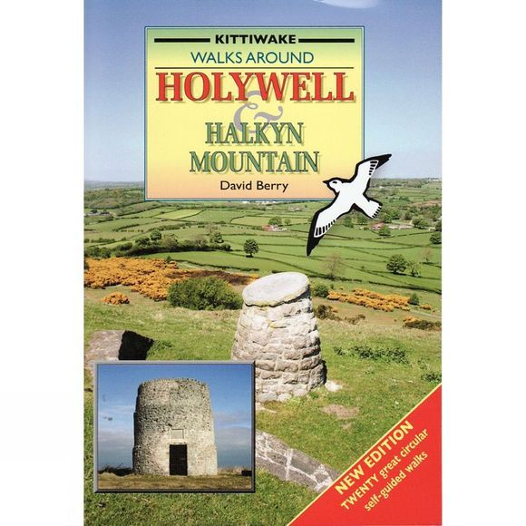 The Kittiwake Press Walks around Holywell and Halkyn Mountain No Colour