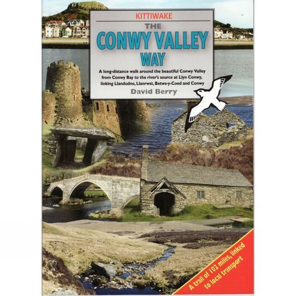 The Kittiwake Press The Conwy Valley Way No Colour