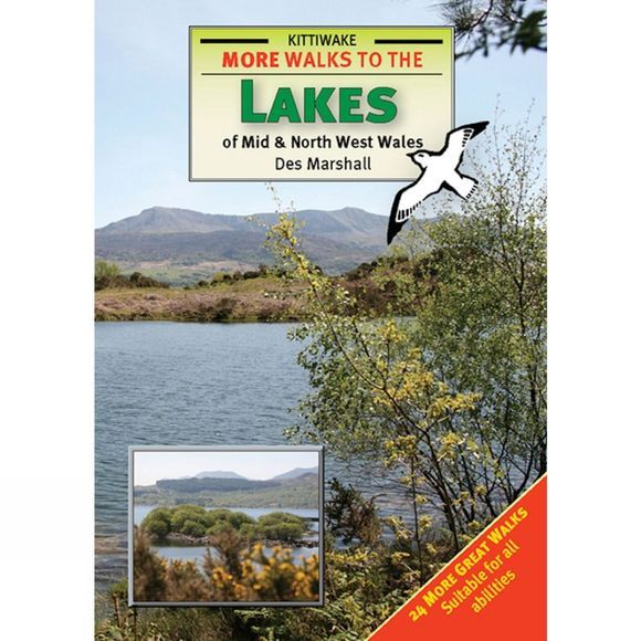 More Walks to the Lakes of Mid and North West Wales