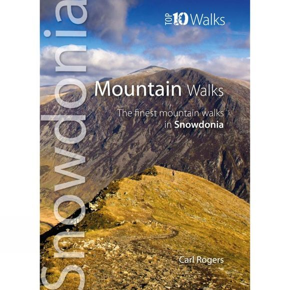Mara Books Snowdonia Top Ten Walks: Mountain Walks No Colour