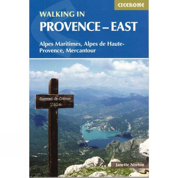 Walking in Provence: East