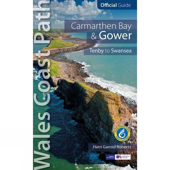 Mara Books Wales Coast Path Top Ten Walks: Carmarthen Bay and Gower 1st Edition