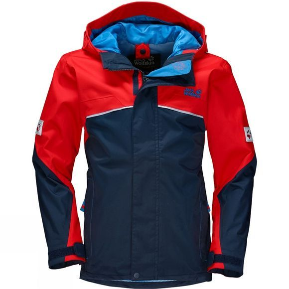 Boys Topaz Texapore Jacket