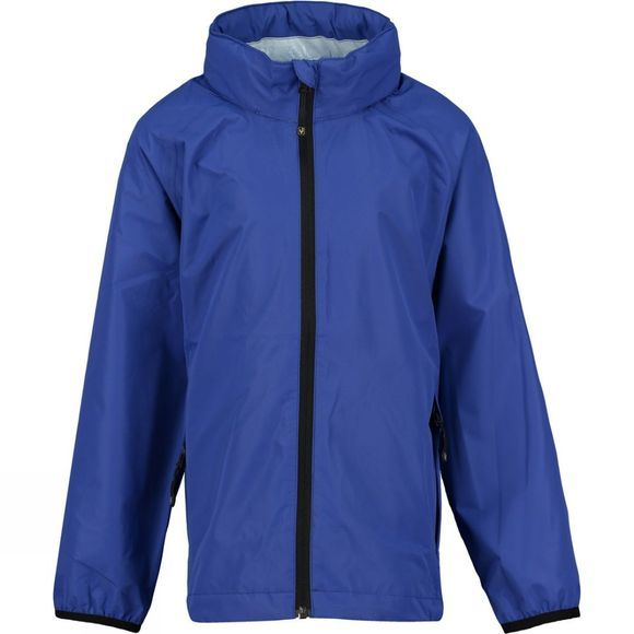 Ayacucho Lennon Packable Jacket Bright Blue