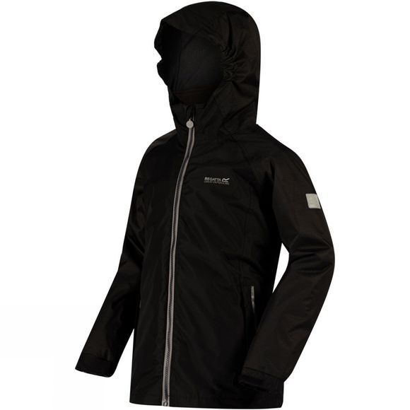 Regatta Kids Luca IV 3 in 1 Jacket Black