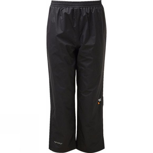 Sprayway Junior Rainpants Black