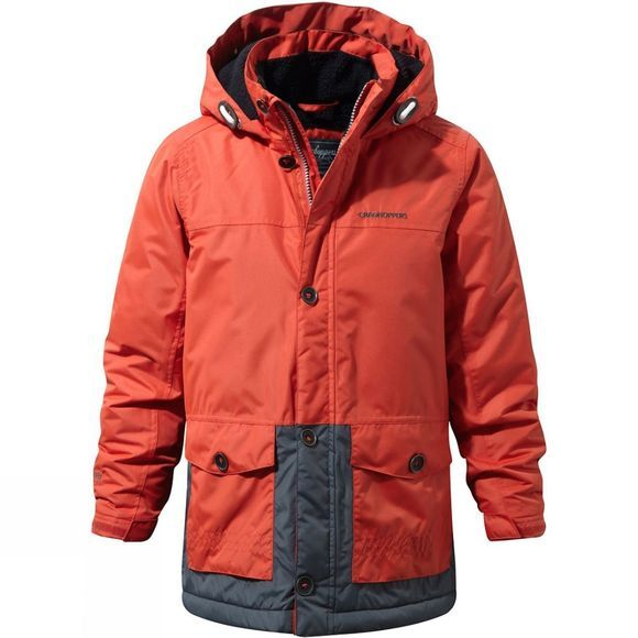 Boys Scotton Parka