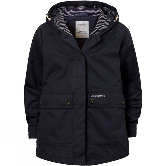 Craghoppers Boys Faraway Jacket Soft Navy