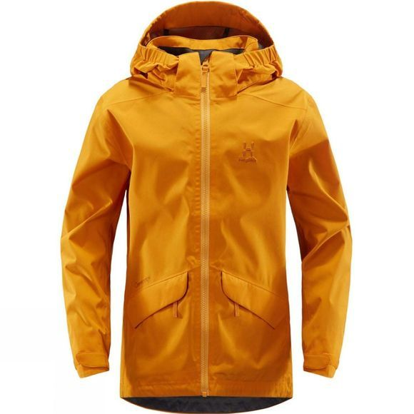 Haglofs Junior Mila Jacket Desert Yellow