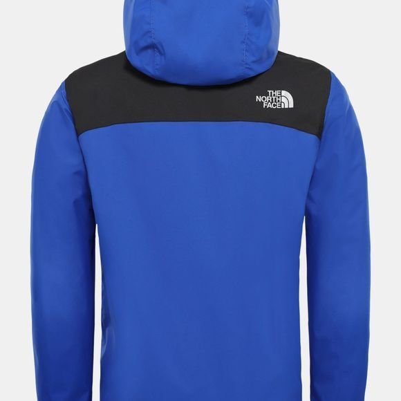 The North Face Boys Elden Rain Triclimate Jacket 14+ Tnf Blue