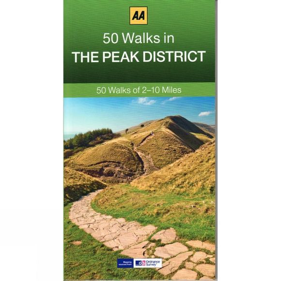 50 Walks in the Peak District