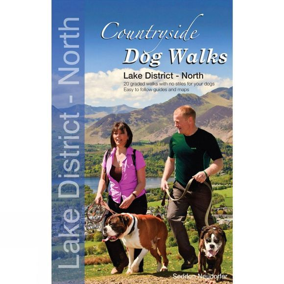 Wet Nose Publishing Ltd Countryside Dog Walks: Lake District North No Colour