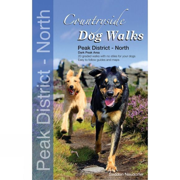 Wet Nose Publishing Ltd Countryside Dog Walks: Peak District North No Colour
