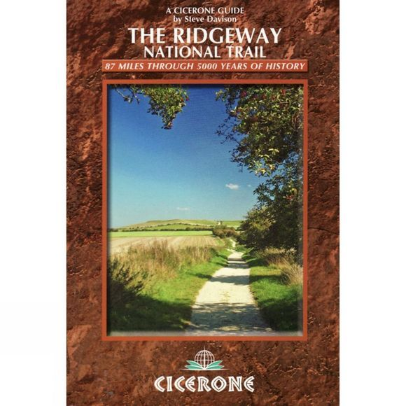 Cicerone The Ridgeway National Trail: 87 Miles Through 5,000 Years of History No Colour