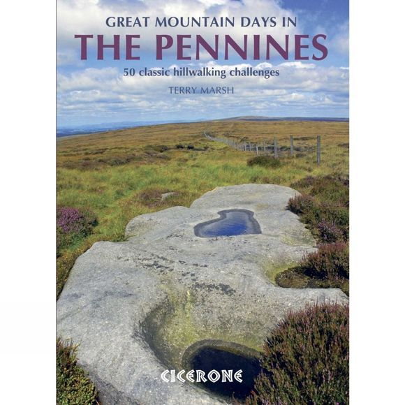 Cicerone Great Mountain Days in the Pennines No Colour