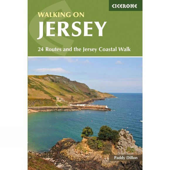 Cicerone Walking on Jersey 2nd Edition, April 2015
