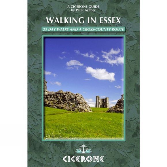 Walking in Essex: 25 Day Walks and a Cross-Country Route