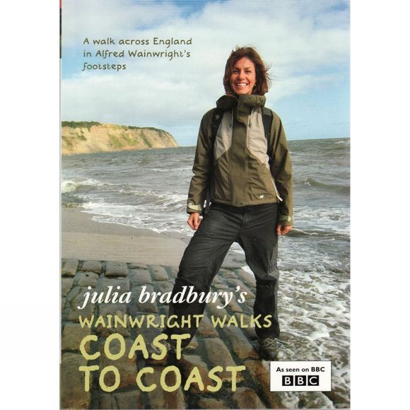 Frances Lincoln Julia Bradbury's Wainwright Walks: Coast to Coast No Colour