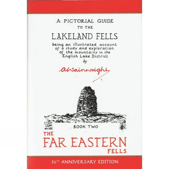 Frances Lincoln The Far Eastern Fells: A Pictorial Guide to the Lakeland Fells Book Two No Colour