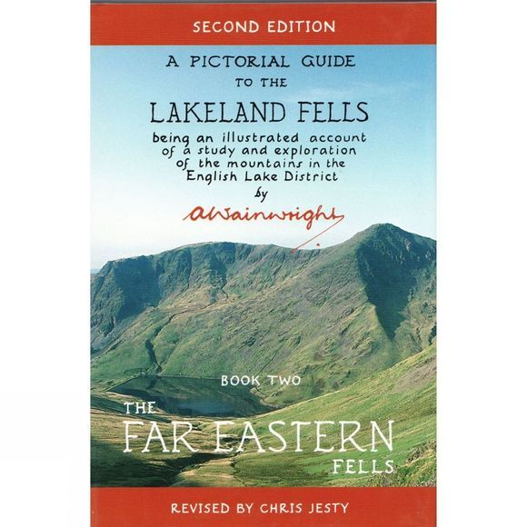 The Far Eastern Fells: A Pictorial Guide to the Lakeland Fells Book Two