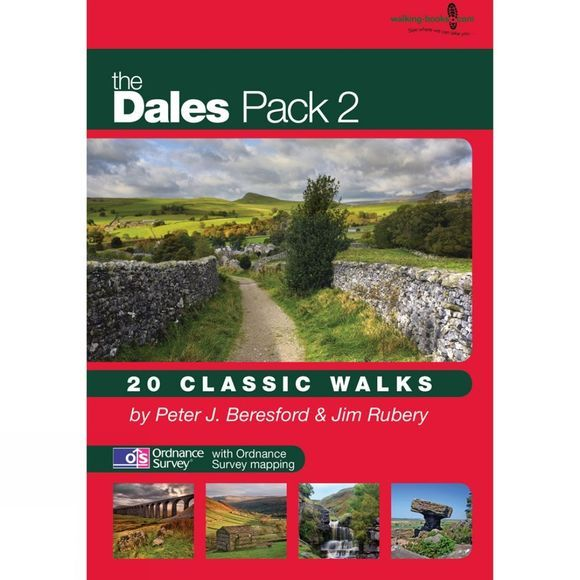 The Dales Pack 2: 20 Classic Walks