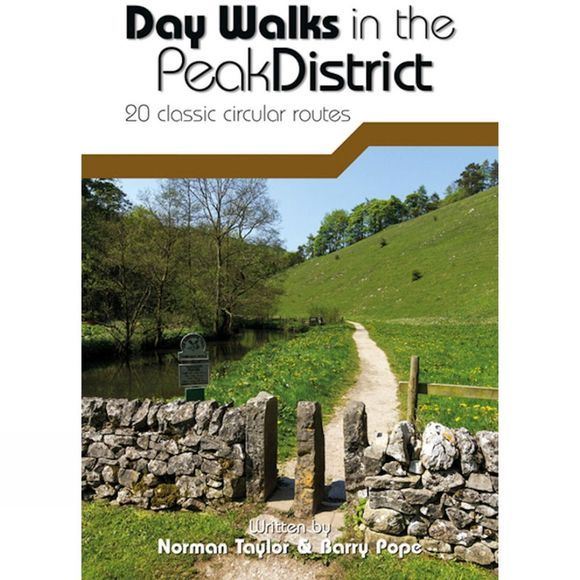 Vertebrate Publishing Day Walks in the Peak District: 20 Classic Circular Routes 20 Classic Circular Routes