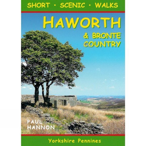 Haworth and Bronte Country: Short Scenic Walks