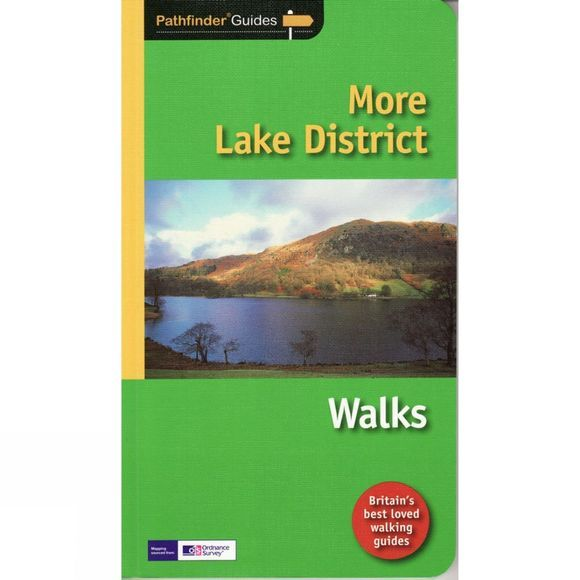 Jarrold Publishing More Lake District Walks: Pathfiner Guide No Colour