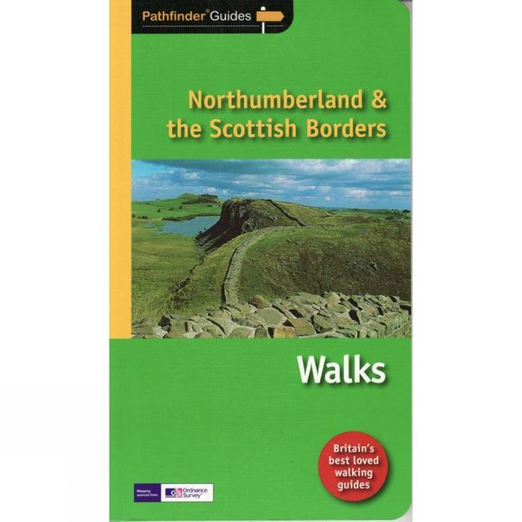 Jarrold Publishing Northumberland and the Scottish Boarders Walks: Pathfinder Guide No Colour