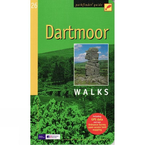 Dartmoor Walks: Pathfinder Guide 26
