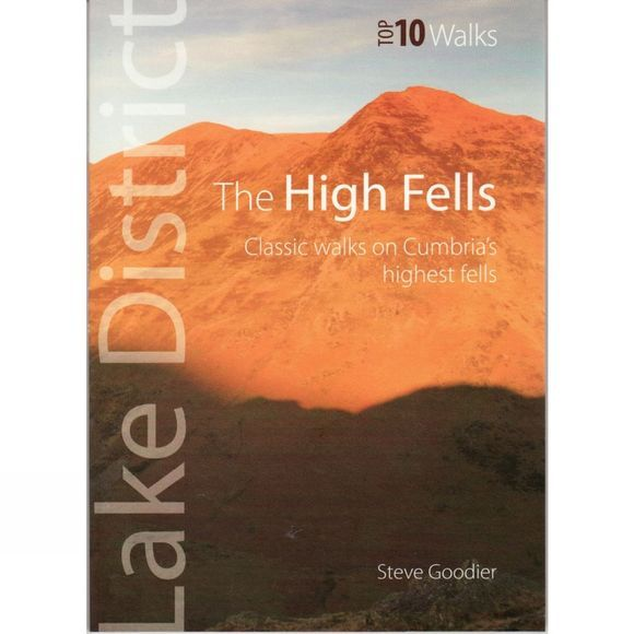 Mara Books Lake District Top 10 Walks: The High Fells No Colour