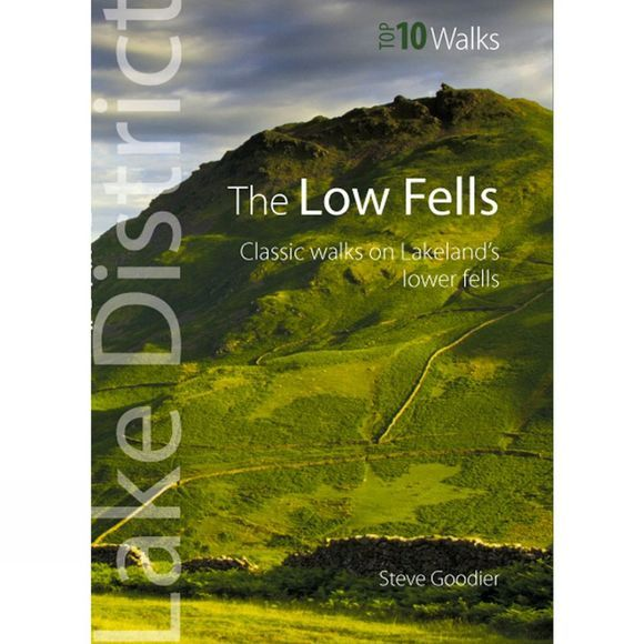 Mara Books Lake District Top 10 Walks: The Low Fells No Colour
