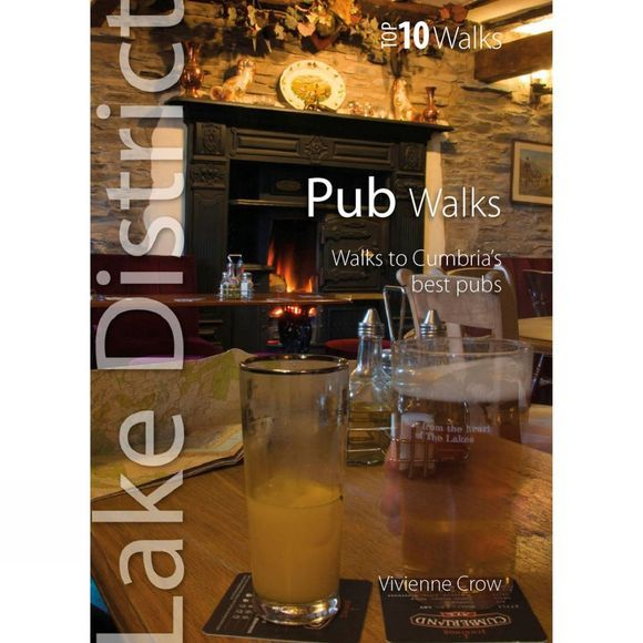 Mara Books Lake District Top 10 Walks: Pub Walks No Colour
