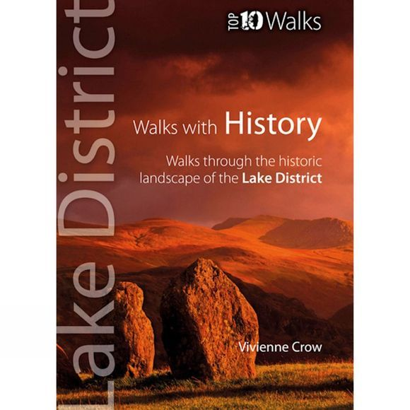 Mara Books Lake District Top 10 Walks: Walks with History No Colour