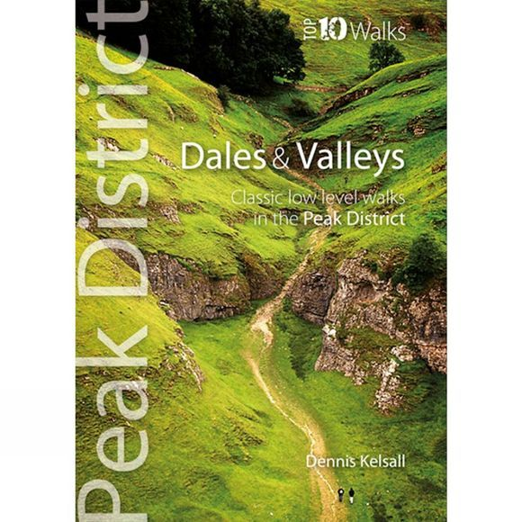 Mara Books Peak District Top 10 Walks: Dales and Valleys No Colour