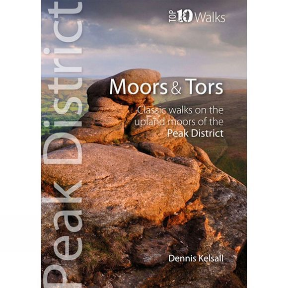 Mara Books Peak District Top 10 Walks: Moors and Tors No Colour