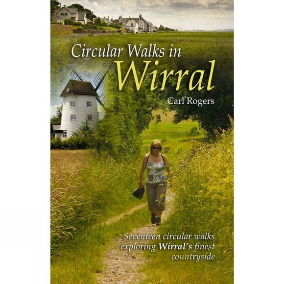 Mara Books Circular Walks in Wirral No Colour