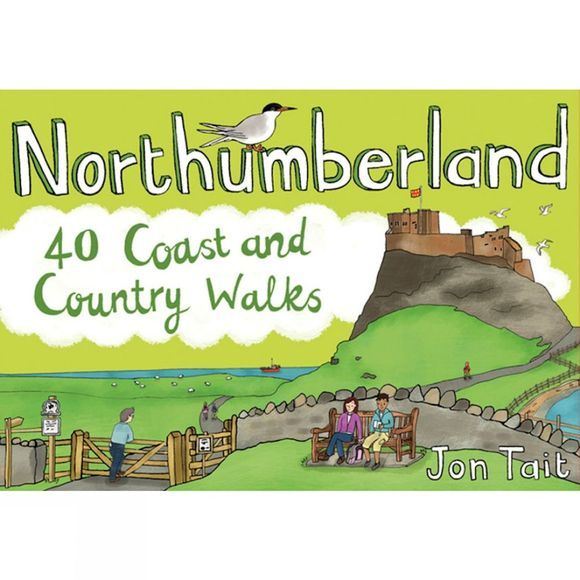 Pocket Mountains Ltd Northumberland: 40 Coast and Country Walks No Colour