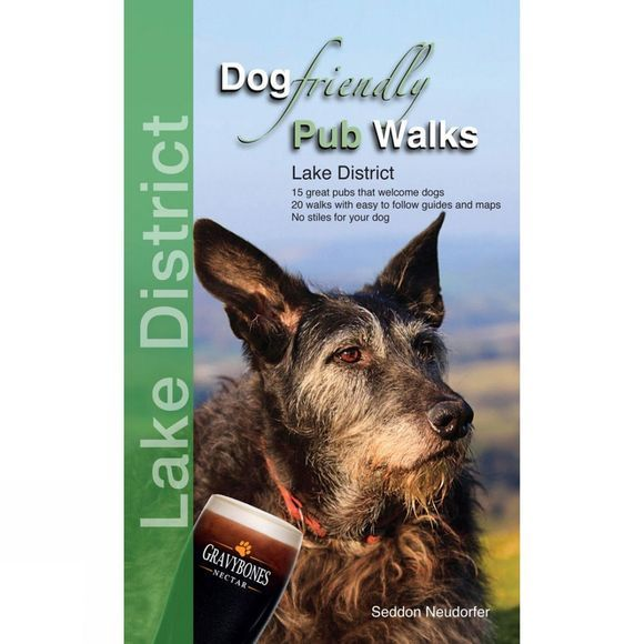 Wet Nose Publishing Ltd Dog Friendly Pub Walks: Lake District No Colour