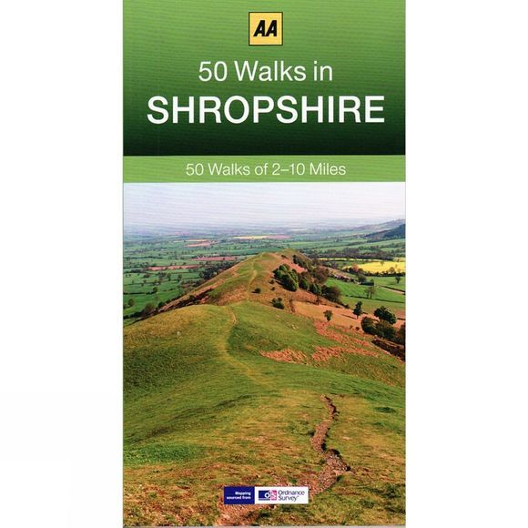 50 Walks in Shropshire