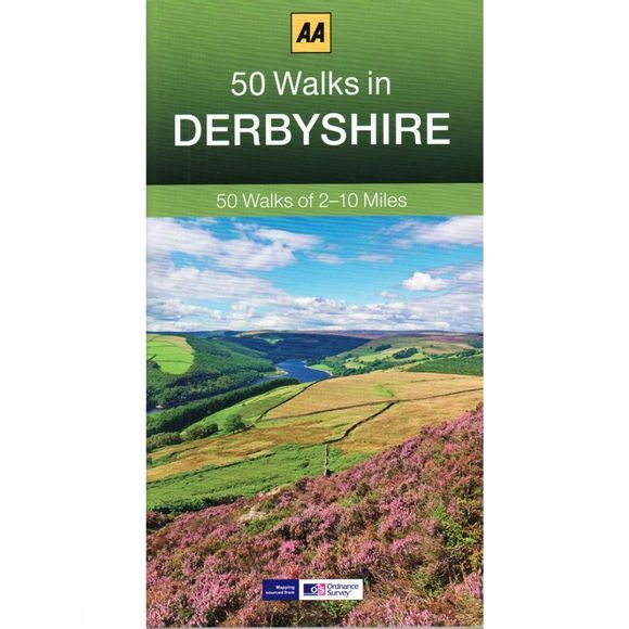 50 Walks in Derbyshire