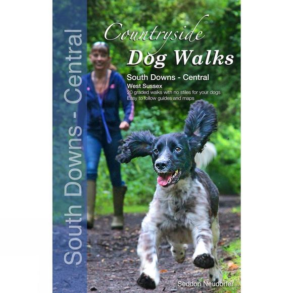 Wet Nose Publishing Ltd Countryside Dog Walks: South Downs Central 1st Edition, December 2014