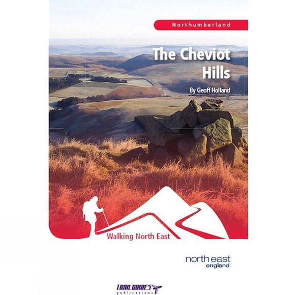 The Cheviot Hills: Walking North East: Northumberland