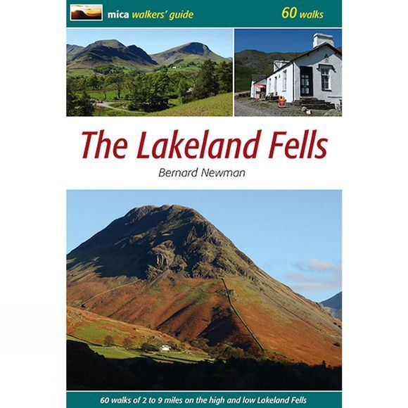 Mica Publishing The Lakeland Fells 1st Edition, April 2015